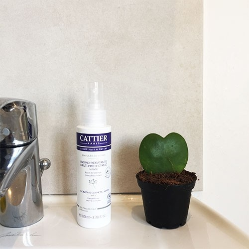 hydrating cosmetic water cattier